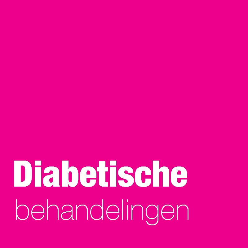 diabetisch pedicure behandeling